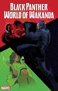 BLACK PANTHER WORLD OF WAKANDA #1 NOW