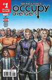 OCCUPY AVENGERS #1 NOW