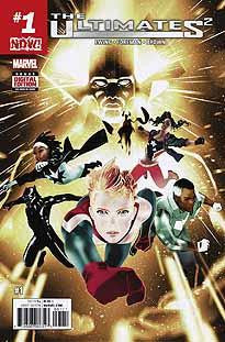 ULTIMATES (SQUARED) #1 NOW