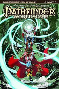 PATHFINDER WORLDSCAPE #2