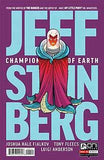 JEFF STEINBERG CHAMPION OF EARTH #4