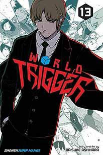 WORLD TRIGGER GN VOL 13