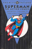 SUPERMAN ACTION COMICS ARCHIVES VOL 3 HC - Kings Comics