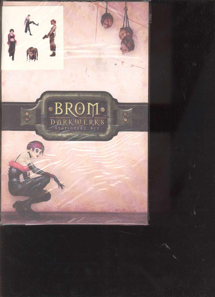 STATIONERY SET BROM DARKWERKS - Kings Comics