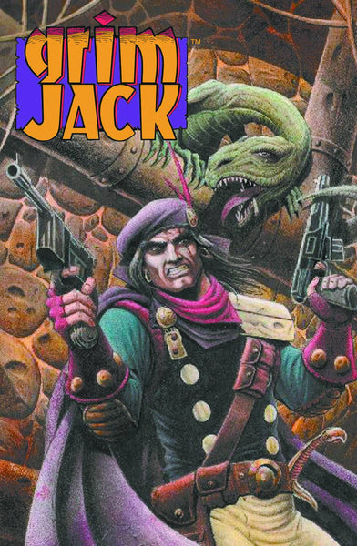 LEGEND OF GRIMJACK TP VOL 02 - Kings Comics