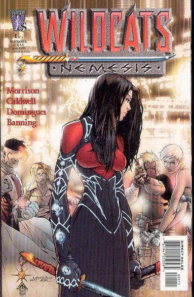 WILDCATS NEMESIS #1 - Kings Comics
