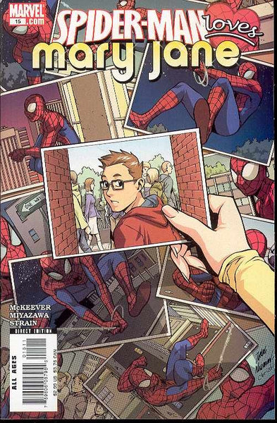 SPIDER-MAN LOVES MARY JANE #15