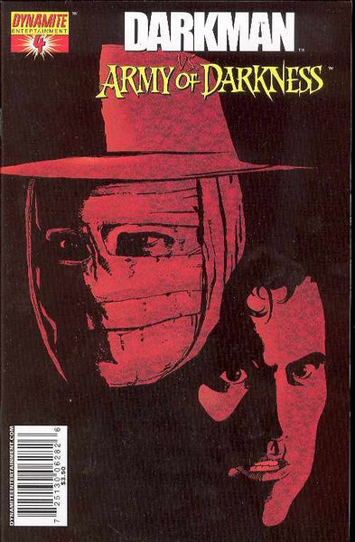 DARKMAN VS ARMY OF DARKNESS #4 (OF 4) - Kings Comics