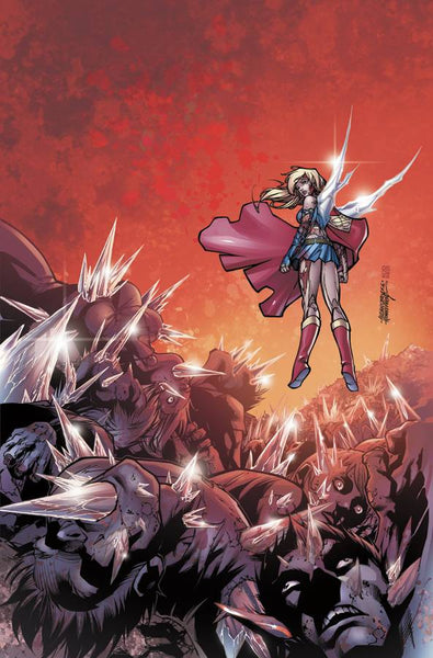 SUPERGIRL VOL 5 #17