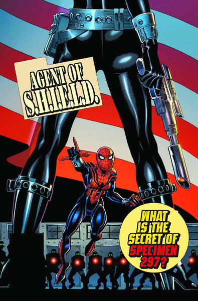 AMAZING SPIDER-GIRL #9
