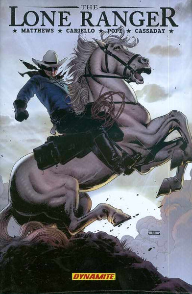LONE RANGER HC VOL 02 LINES NOT CROSSED