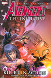 AVENGERS THE INITIATIVE TP VOL 02 KILLED IN ACTION