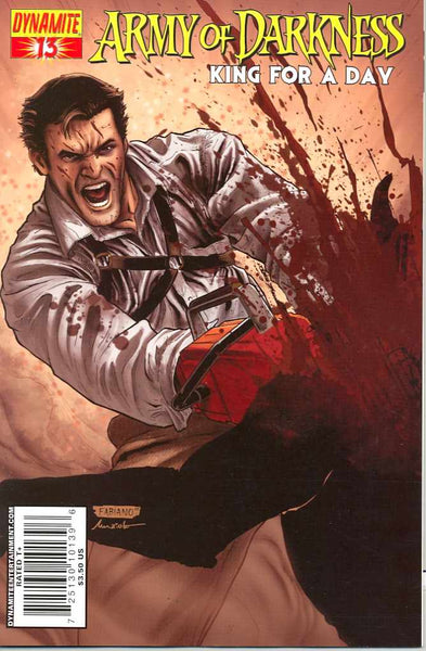 ARMY OF DARKNESS VOL 2 #13 KING FOR A DAY
