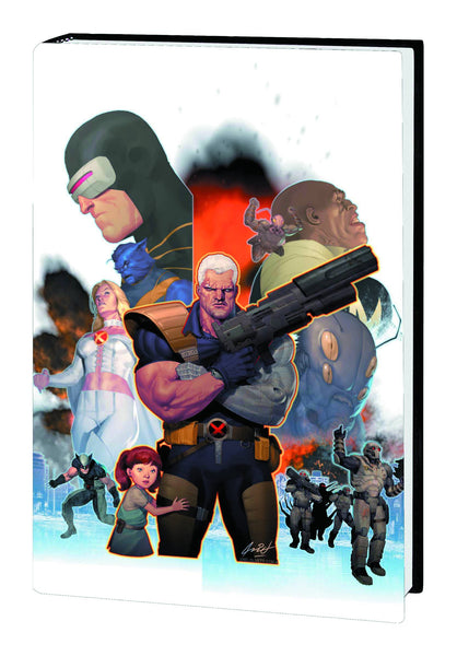 CABLE PREM HC VOL 02 BACK TO EARTH