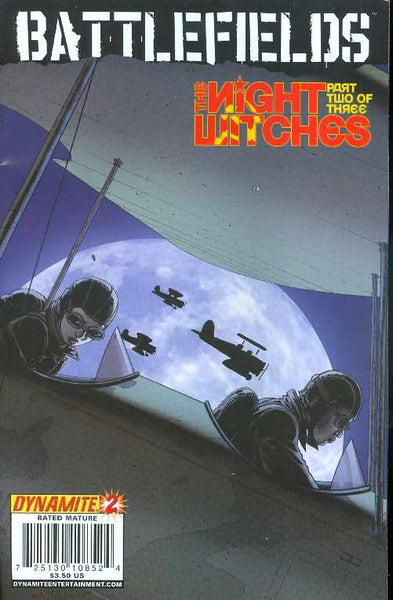 GARTH ENNIS BATTLEFIELDS NIGHT WITCHES #2