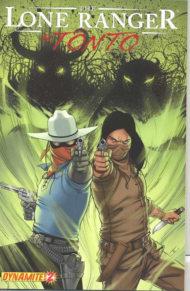 LONE RANGER AND TONTO #2