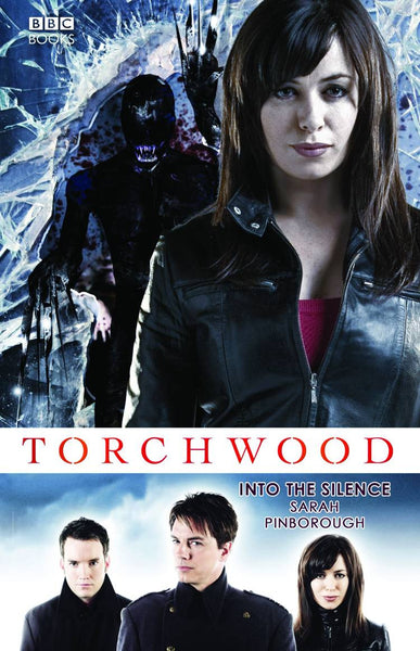 TORCHWOOD INTO THE SILENCE HC NOVEL