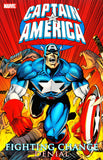 CAPTAIN AMERICA FIGHTING CHANCE TP VOL 01