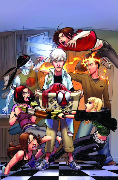 ULTIMATE COMICS SPIDER-MAN #7