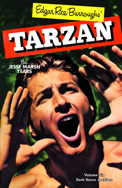 TARZAN THE JESSE MARSH YEARS HC VOL 06 - Kings Comics