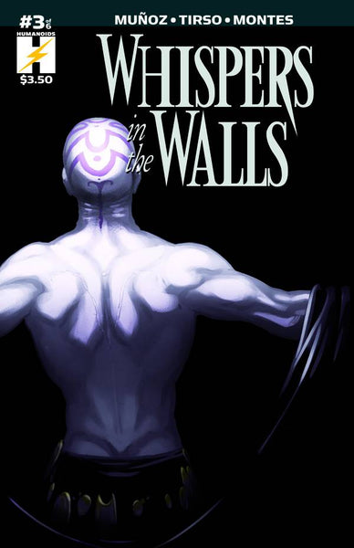 WHISPERS IN WALLS #3