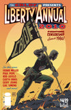LIBERTY COMICS A CBLDF BENEFIT BOOK #3 CVR A