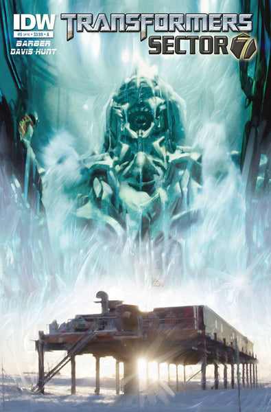 TRANSFORMERS SECTOR 7 #5