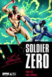 STAN LEE SOLDIER ZERO #4