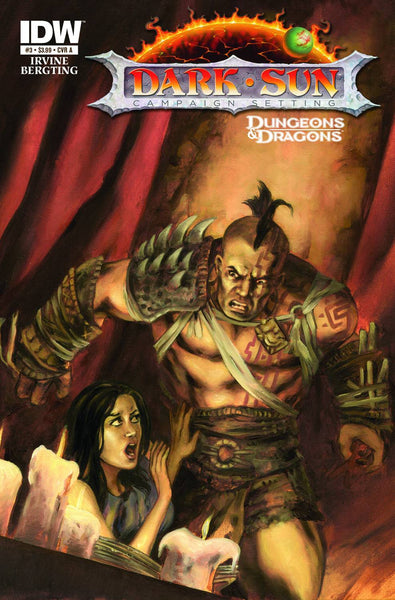DUNGEONS & DRAGONS DARK SUN #3