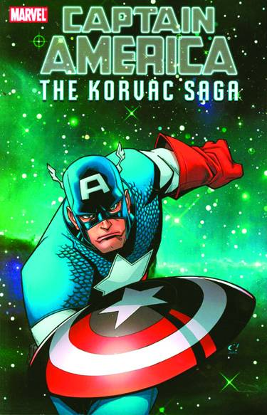 CAPTAIN AMERICA AND KORVAC SAGA GN TP