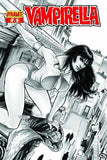 VAMPIRELLA VOL 4 #8 15 COPY NEVES B&W INCV