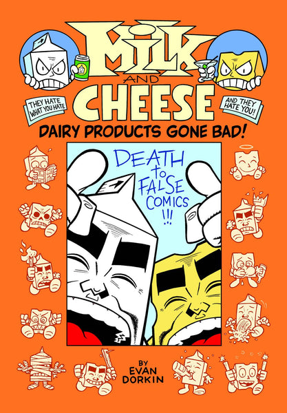 MILK & CHEESE DAIRY PRODUCTS GONE BAD HC