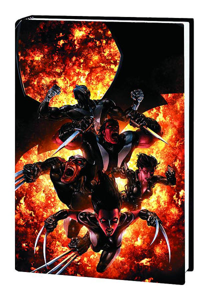 X-FORCE HC VOL 02 OVERSIZED EDITION