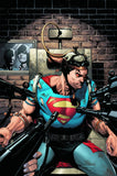 ACTION COMICS VOL 2 #2 VAR ED