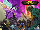 KEY OF Z #2 - Kings Comics