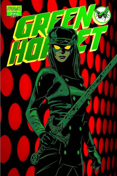 KEVIN SMITH GREEN HORNET #22