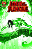 LORD OF THE JUNGLE #3 15 COPY RENAUD JUNGLE GREEN INCV
