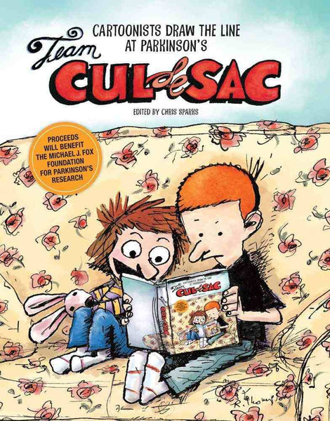 TEAM CUL DE SAC HC - Kings Comics