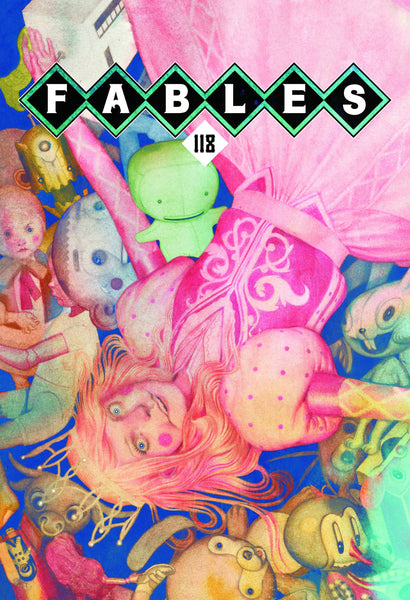 FABLES #118