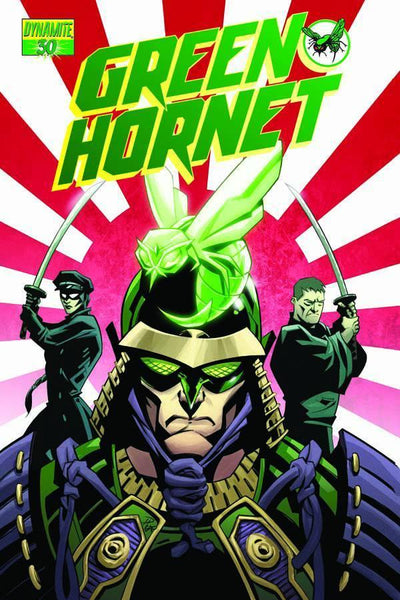 KEVIN SMITH GREEN HORNET #30