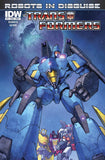 TRANSFORMERS ROBOTS IN DISGUISE #11 10 COPY INCV