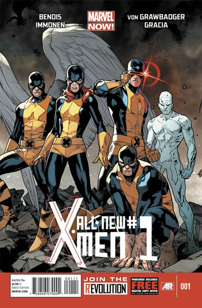 ALL NEW X-MEN #1 NOW