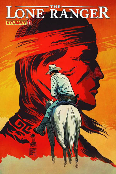 THE LONE RANGER VOL 5 #11