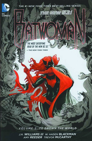 BATWOMAN HC (N52) VOL 02 TO DROWN THE WORLD