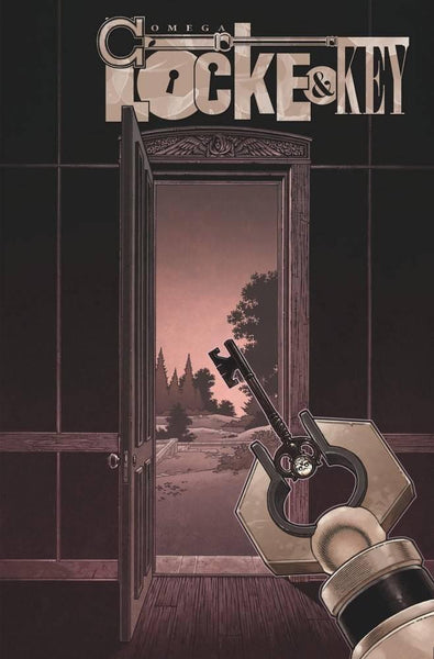 LOCKE & KEY OMEGA #2 - Kings Comics