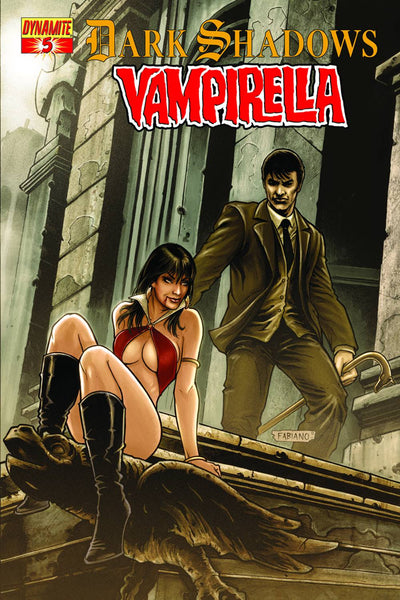 DARK SHADOWS VAMPIRELLA #5 - Kings Comics