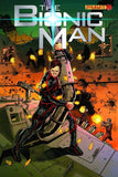 BIONIC MAN #19 - Kings Comics