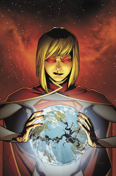 SUPERGIRL VOL 6 #18
