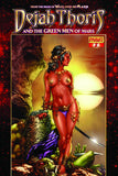 DEJAH THORIS & GREEN MEN OF MARS #2