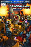 TRANSFORMERS ROBOTS IN DISGUISE #16 10 COPY INCV